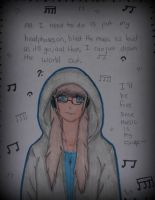 Music is My Escape~ by 4thchairswag