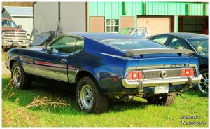1973 Mach 1 Mustang by TheMan268