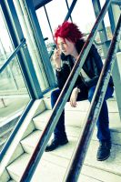Red King - Souh Mikoto by MrLigist
