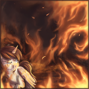 {Box Com} Don't leave me by the flames by Amura-Of-Jupiter