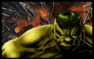 Hulk The End Keown - Colors by TheNormal1
