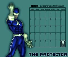 Calendar - May by Juggertha