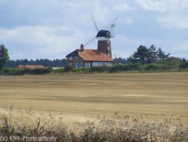 Windmill by KNK-Photography