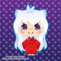 c: Inuyasha by Miss-Glitter