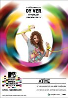 MTV ema 09 Turkey Atiye I by mehmeturgut