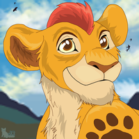 Kion the Lion Guard by JRProducts