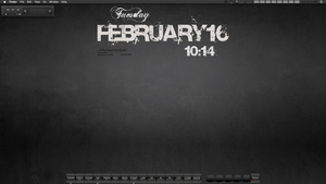 February Desktop by Samsquampch