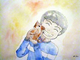 Kitty!!! by Squall1015
