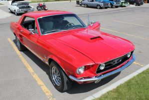 Red GT by KyleAndTheClassics