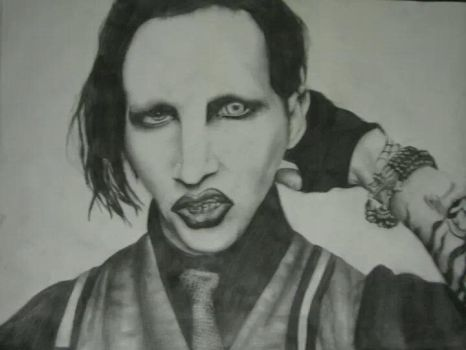 Manson by PaintNaked