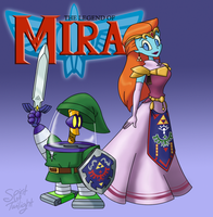 The Legend of Mira by Spirit-of-Twilight