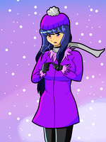 Winter Elda by AF1987