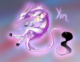 Yin - Art Trade by IcelectricSpyro
