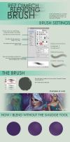 :Blending_Brush_Tutorial: by RezwanaDimechKhan