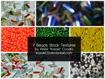 7 Beads Stock Textures by kazaki03