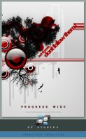 P R O G R E S S HDTV WIDE by DigitalPhenom