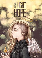A light of Hope by Rochioo