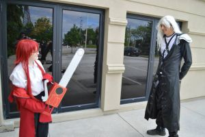 Grell Meets Sephiroth.... What? by Midnight-Dance-Angel