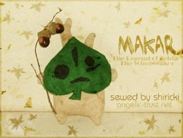 Makar - The Legend of Zelda by shiricki