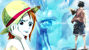 Nami-Luffy by Luffythebest1