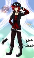 Kian Vocaloid...2013 by gisselle50