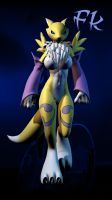 Preview next animation Renamon Fk by F-Kn