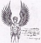 Sexyyyy Angel Jace XD by iheartzimmy