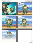LoZ: Paradox of Time by Mystic-Forces