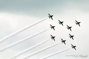 Red Arrows 9 by Takeshi-Toga