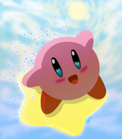 Kirby! by theSN3S