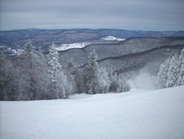 snowshoe mtn WV by clonedrone2