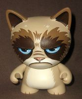 Grumpy Cat MkII by ReverendBonobo