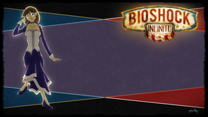 Bioshock Infinite: Elizabeth Wallpaper by ZaXo-KenIchi