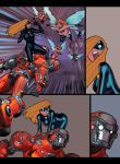 EMPOWERED: HELLBENT OR HEAVENSENT page in progress by AdamWarren