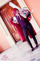 GRELL COSPLAY II by selene-nightmare69