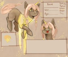 [Auction | Open] Pony Adopt by Zokiy
