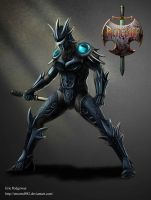 Drake Armor set by Emortal982