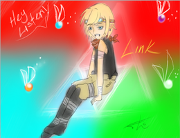 Link DH 8-27-14 by XxEAltairRoxsAxX
