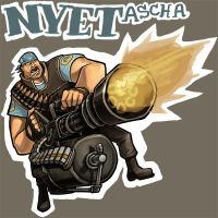 nyetascha by reiley