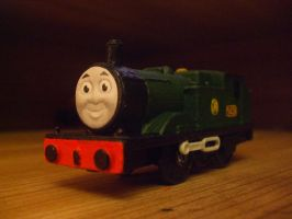 Oliver (RWS Update) by GBHtrain