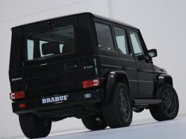 Brabus Mercedes-Benz G-Class V by TheCarloos