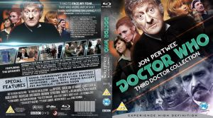 Doctor Who 3rd Doctor Collection by MrPacinoHead