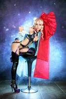 Sheryl Nome Cosplay 2 by BabyClassicSonic