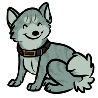 ClipArt Chibi - Gin by johndimplechester