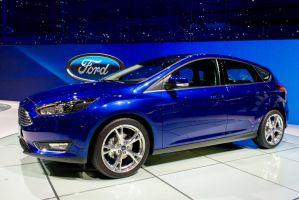 Geneva 2014: Ford Focus by randomlurker