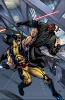 Death Match (FREE COMIC DOWNLOAD IN PDF) by jey2dworld