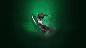 Afro Samurai Wallpaper by JandoDC