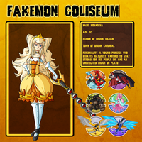 Fakemon Coliseum: Champion Monarcha by MTC-Studios