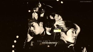 You can't runaway by wish1506