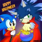 Happy Halloween by fansonic